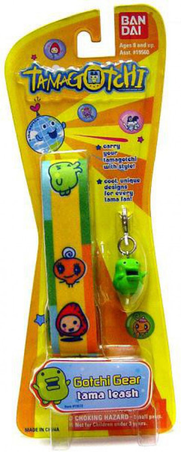 Tamagotchi Gotchi Gear Tama Leash Kuchipatchi Accessory Set
