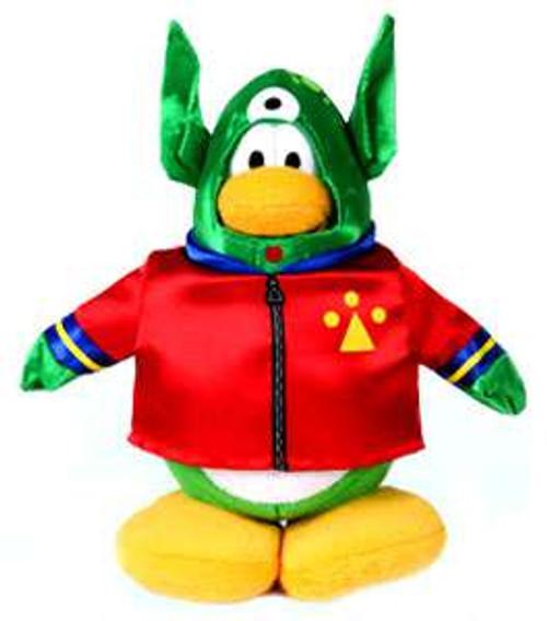 Club Penguin Series 1 Space Alien Plush