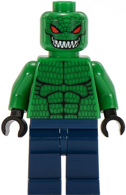 LEGO Batman Killer Croc Minifigure #1 [Loose]
