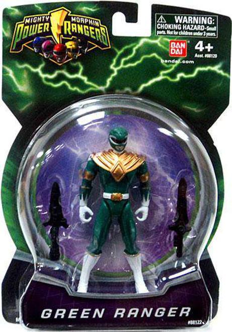 Power Rangers Mighty Morphin 2010 Green Ranger Action Figure
