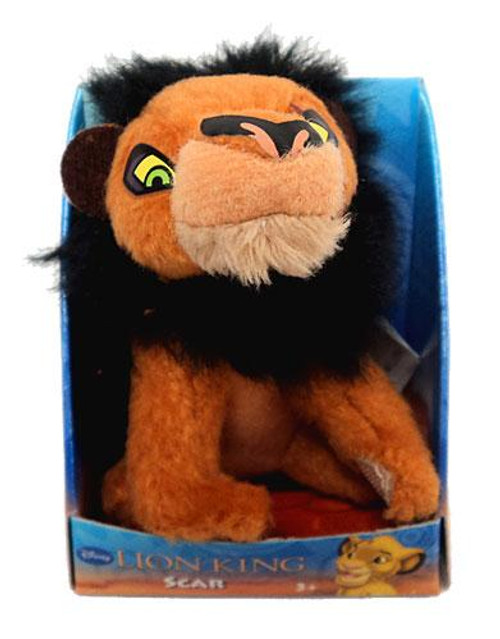 Disney The Lion King Scar 2-Inch Plush Figure [Mini]