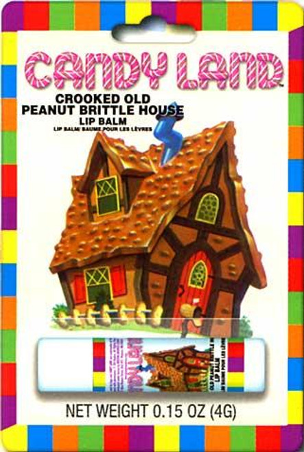 Candy Land Crooked Old Peanut Brittle House Lip Balm