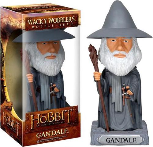 Funko The Hobbit An Unexpected Journey Wacky Wobbler Gandalf Bobble Head
