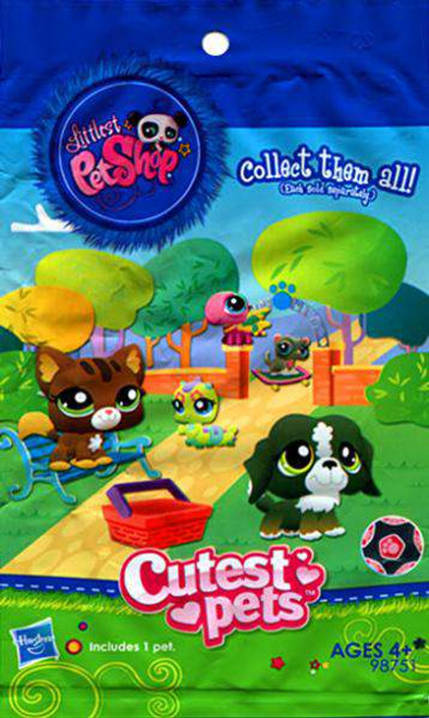 Littlest Pet Shop Cutest Pets Mystery Pack