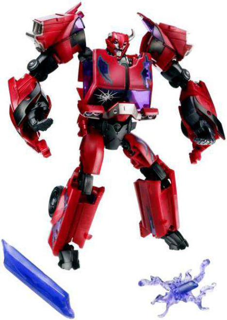 Transformers Prime Rust in Peace Terrorcon Cliffjumper Exclusive Deluxe Action Figure