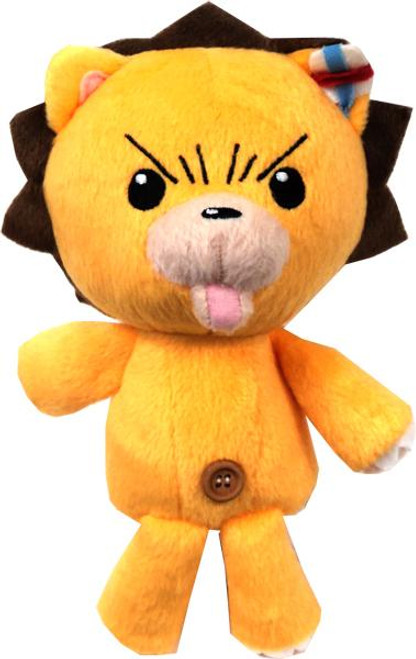 Bleach Kon Angry 9-Inch Plush Figure [Konpaku]
