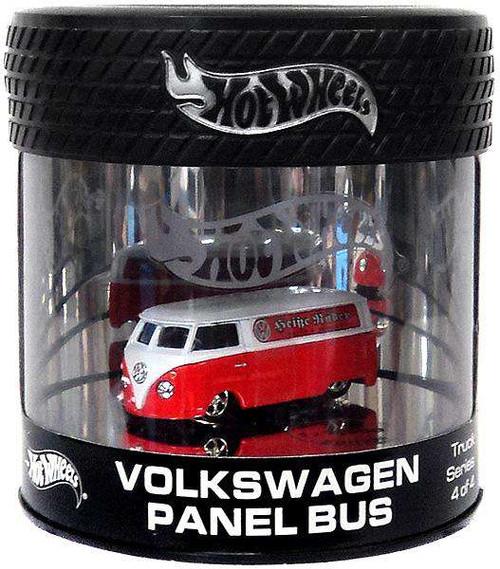 Hot Wheels Truck Series Volkswagen Panel Bus Die-Cast Car [Red]