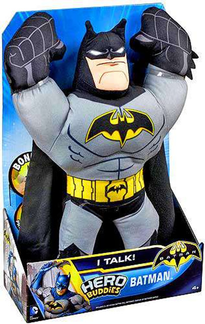 Hero Buddies Batman Plush [Talking]