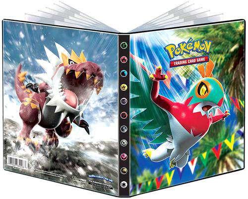 Ultra Pro Pokemon Trading Card Game Card Supplies Hawlucha 4-Pocket Binder