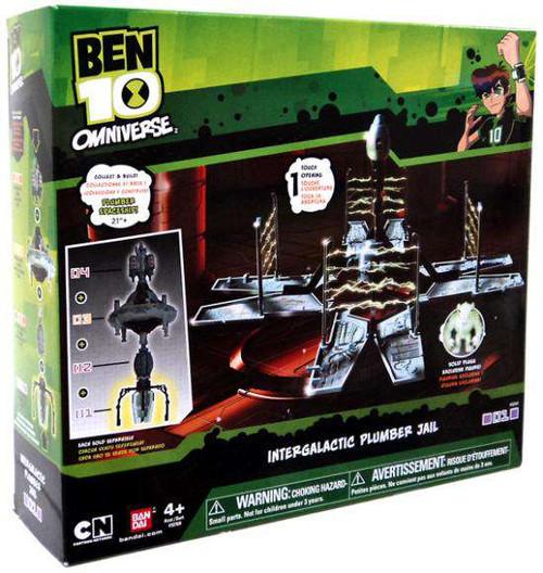 Ben 10 Omniverse Intergalactic Plumber Jail Playset [Damaged Package]