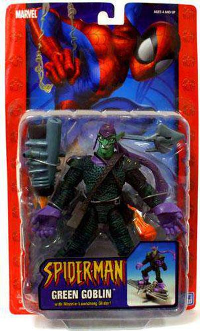 Spider-Man Green Goblin Action Figure [Damaged Package]