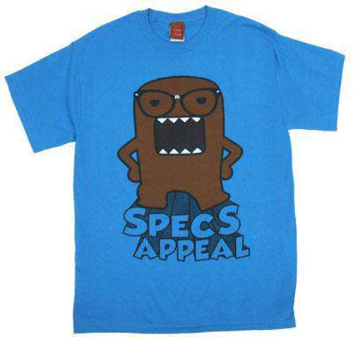 Domo Appealed T-Shirt [Adult LARGE]