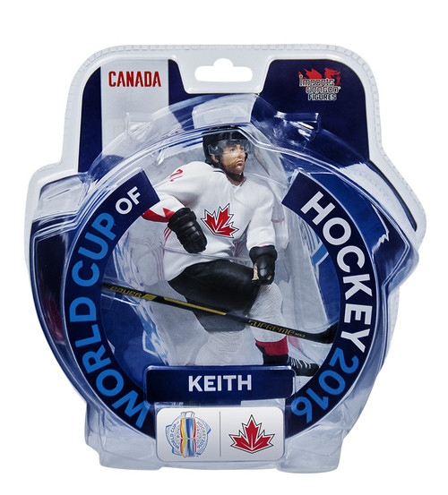 NHL Canada World Cup of Hockey 2016 Duncan Keith Action Figure