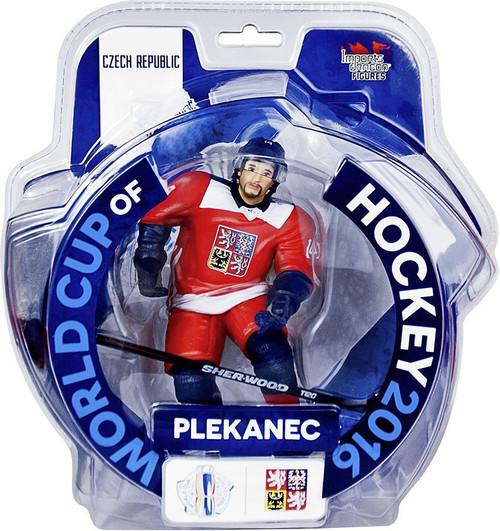 NHL Czech World Cup of Hockey 2016 Tomas Plekanec Action Figure