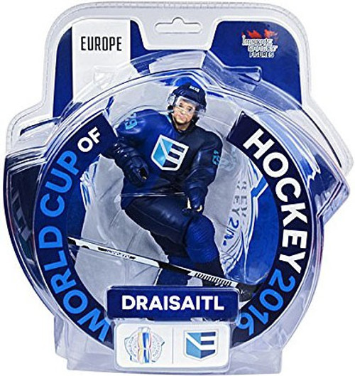 NHL Europe World Cup of Hockey 2016 Leon Draisaitl Action Figure