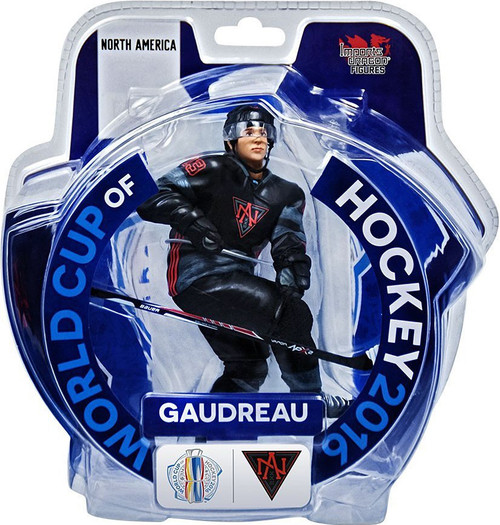 NHL North America World Cup of Hockey 2016 Johnny Gaudreau Action Figure