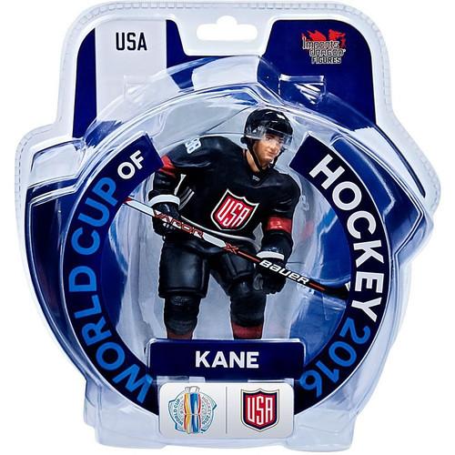 NHL USA World Cup of Hockey 2016 Patrick Kane Action Figure