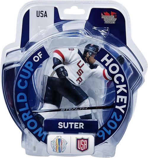 NHL USA World Cup of Hockey 2016 Ryan Suter Action Figure