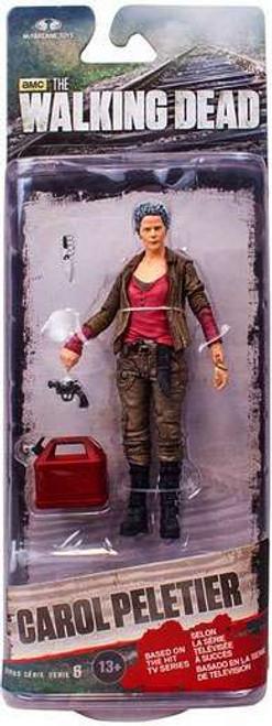 McFarlane Toys The Walking Dead AMC TV Series 6 Carol Peletier Action Figure [Damaged Package]