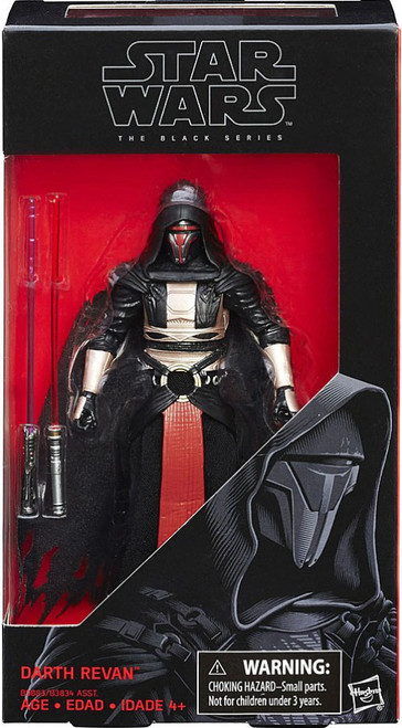 Star Wars Black Series Darth Revan Action Figure