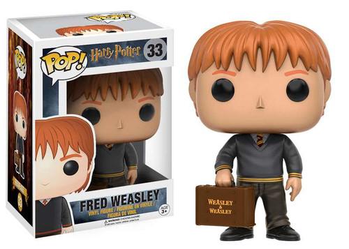 Funko Harry Potter POP! Movies Fred Weasley Vinyl Figure #33