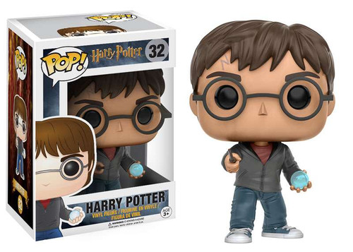 Funko POP! Movies Harry Potter Vinyl Figure #32 [Prophecy]