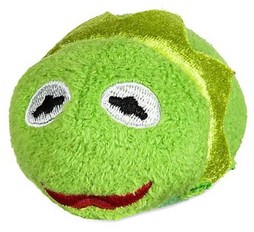 Disney The Muppets Tsum Tsum Kermit 3.5-Inch Mini Plush