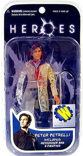 Heroes Series 2 Peter Petrelli Exclusive Action Figure [Phasing]