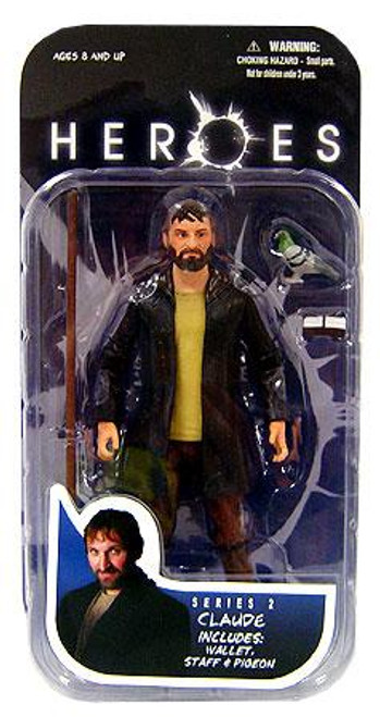Heroes Series 2 Claude Action Figure