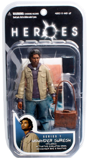 Heroes Series 1 Mohinder Suresh Action Figure