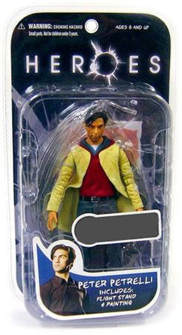 Heroes Peter Petrelli Exclusive Action Figure
