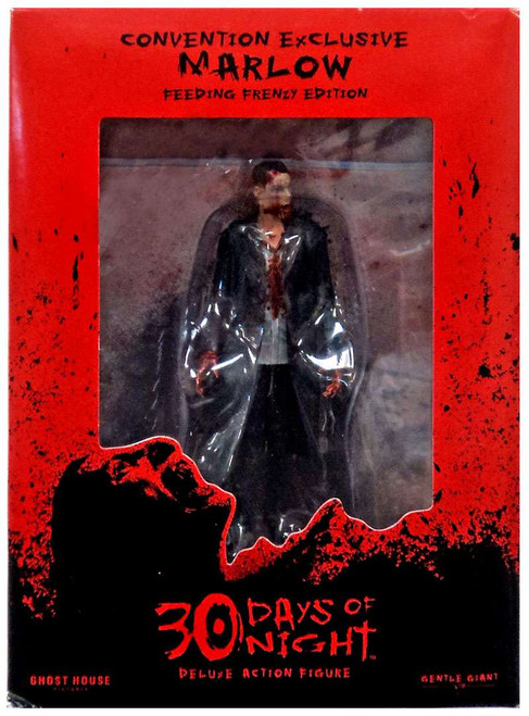 30 Days of Night Marlow Exclusive Action Figure [Feeding Frenzy Edition, Damaged Package]