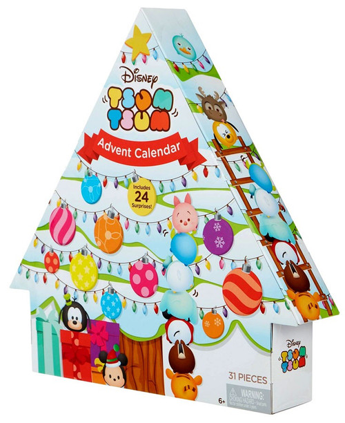 Disney 2016 Tsum Tsum Exclusive Advent Calendar