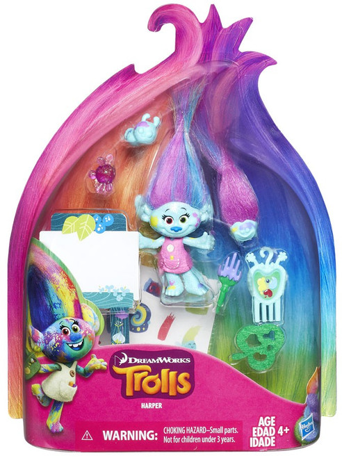 Trolls Harper Exclusive Action Figure