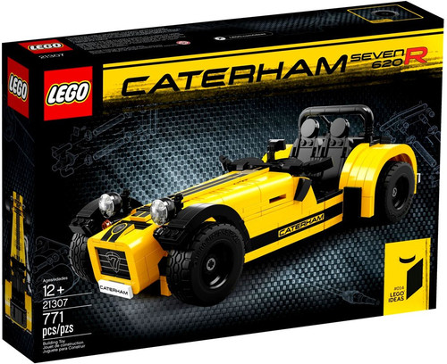 LEGO Ideas Caterham Seven 620R Set #21307