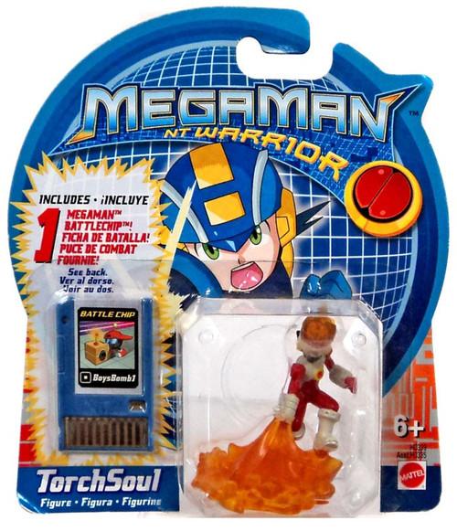 NT Warrior Mega Man TorchSoul PVC Figure