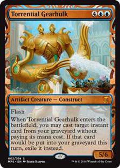 MtG Masterpiece Torrential Gearhulk #2 [Kaladesh Invention]