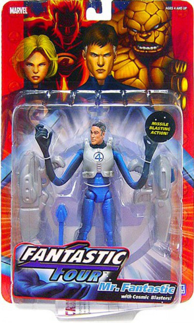 Marvel Fantastic Four Series 1 Mr. Fantastic Action Figure