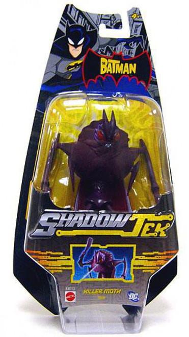 The Batman Shadow Tek Killer Moth Action Figure