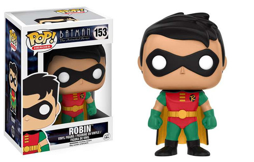 Funko Batman The Animated Series POP! Heroes Robin Vinyl Figure #153 [The Animated Series]