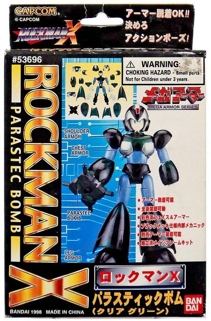 Capcom Mega Man X Mega Armor Series Parastec Bomb 5-Inch Model Kit
