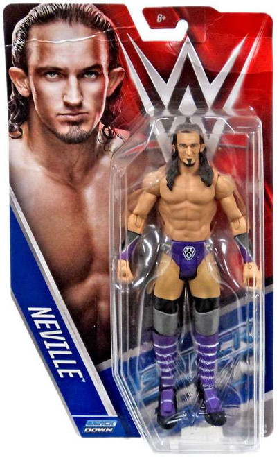 WWE Wrestling Series 61 Neville Action Figure [Smack Down, Damaged Package]