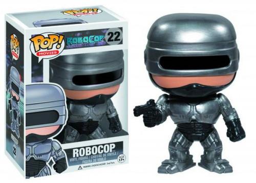 Funko POP! Movies RoboCop Vinyl Figure #22 [Damaged Package]