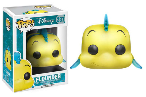 Funko The Little Mermaid POP! Disney Flounder Vinyl Figure #237