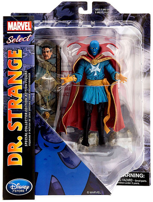 Marvel Select Dr. Strange Exclusive Action Figure