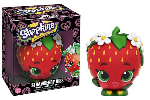 Funko Shopkins Strawberry Kiss Vinyl Figure