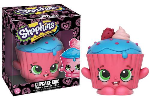 Funko Shopkins Cupcake Chic Vinyl Figure