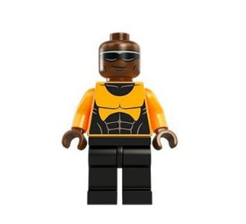 LEGO Marvel Super Heroes Power Man / Luke Cage Minifigure [Loose]