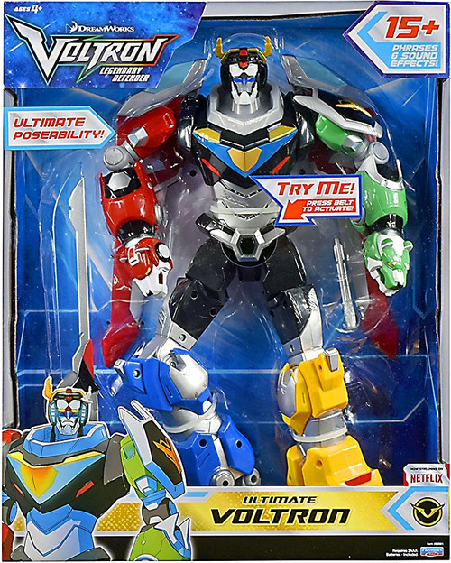 Voltron Legendary Defender Ultimate Voltron Deluxe Action Figure