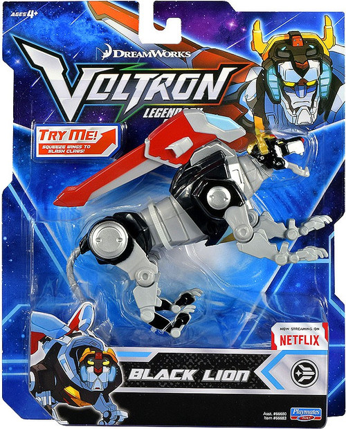 Voltron Legendary Defender Black Lion Basic Action Figure